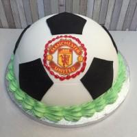 fotballkake, Manchester United