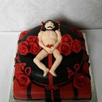40 års dags kake