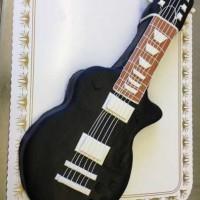 Gitarkake
